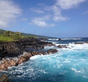 The Road to Hana has great views!