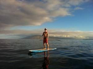 Maui fun paddle boarding Maui Activity Concierge